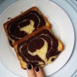 Alacalı Kek 150x150 Sütsüz Kek