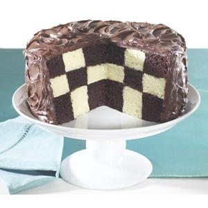 damalı kek tarifi
