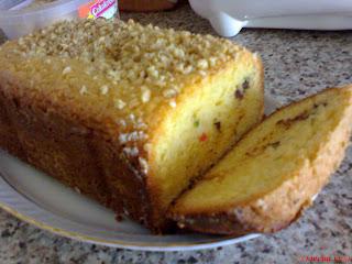Ekmek Makinesinde Kek Ekmek Makinesinde Kek