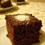 Kara Kız Kek 150x150 Sütsüz Kek