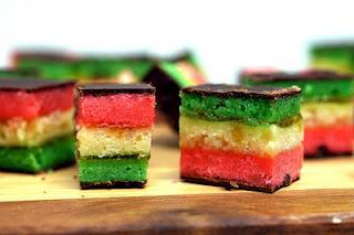 Renkli Kek Renkli Kek