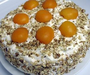 kayısılı pasta