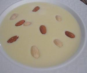bademli çorba