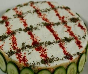 nevbahar salatası tarifi