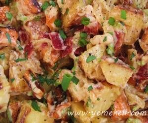pastırmalı patates