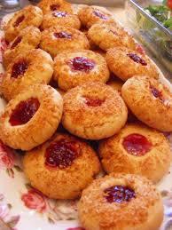 reçelli kurabiye