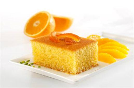 portakallı irmik tatlısı tarifi