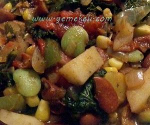 sebzeli güveç yemeği tarifi