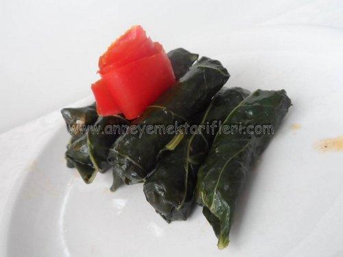 kara lahana sarma tarifi