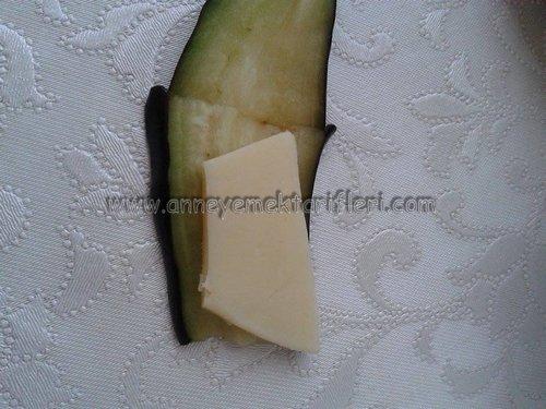 kaşarlı patlıcan kızartması resimli