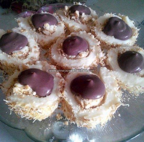 çikolata dolgulu tavuk göğsü