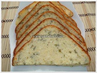 peynirli kek yapımı