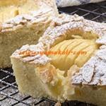 elmalı muhabbet pastası