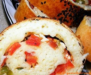 rulo ekmek tarifi