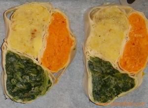 üç renkli börek tarifi