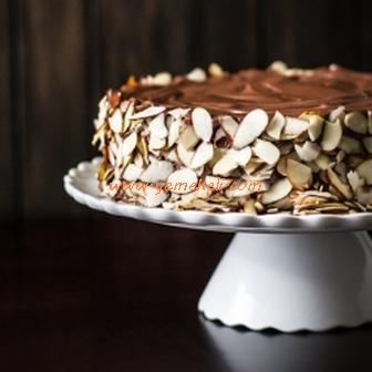 bademli unsuz kek tarifi