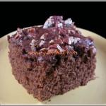 çikolatalı sodalı kek