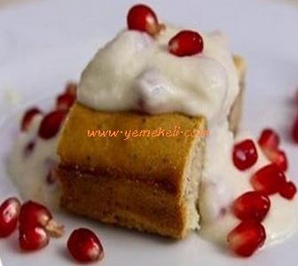 narlı ballı kek tarifi