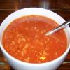 pirinçli top top çorbası