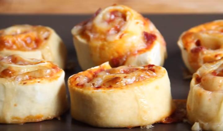 rulo pizza nasıl yapılır