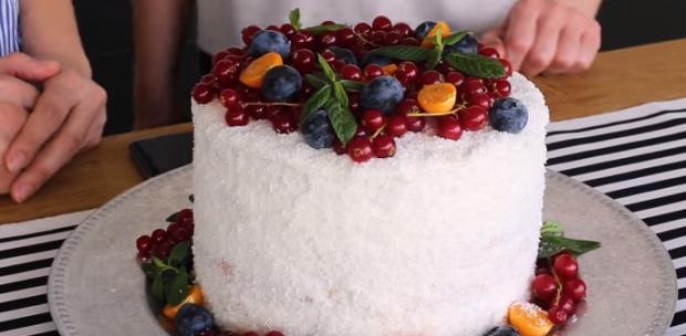 Ev yaş pastası tarifi