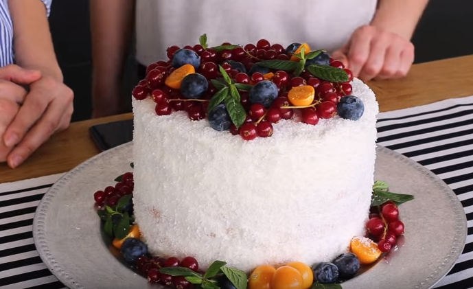 meyveli pasta yapımı için pratik bilgiler