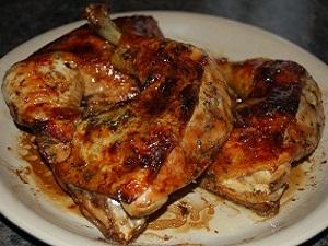 soslu tavuk tarifi