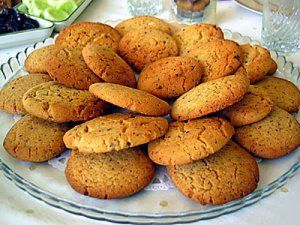 tatlı kurabiye tarifleri