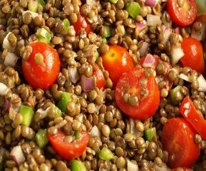 kırmızı mercimek salatası
