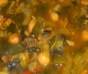 makarnalı pazı çorbası