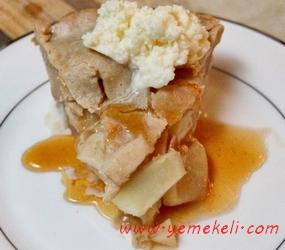 elma soslu börek