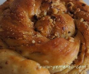 cevizli amasya çöreği