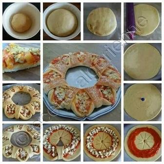 renkli börek