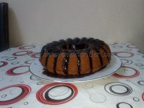 kolay sürpriz kremalı kek