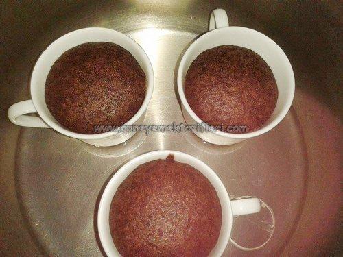 fincanda mini pasta yapılışı