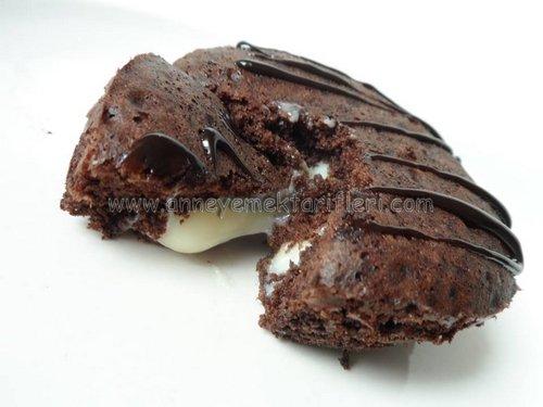 kolay içi kremalı minik kek