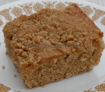 kahveli kek
