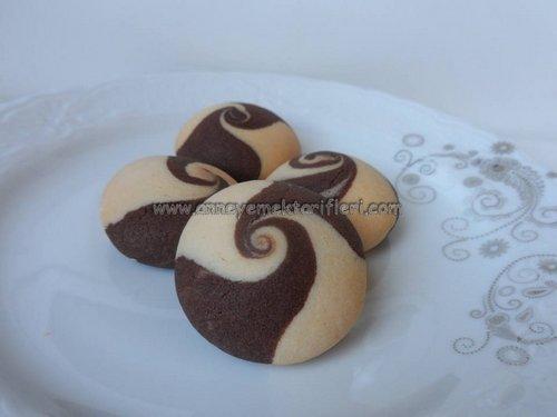 resimli rüzgar gülü kurabiye