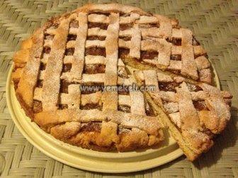 elmalı turta yapımı