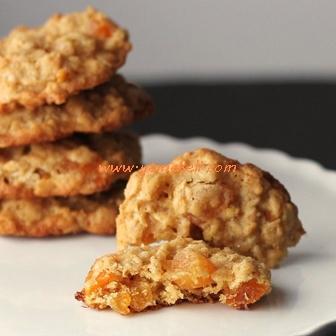 vira unsuz kayısılı kurabiye
