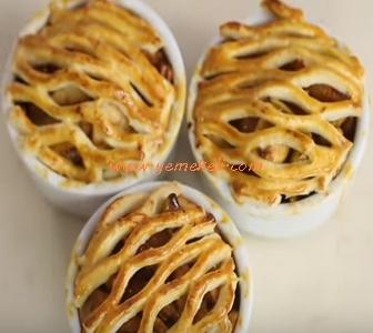 elmalı kayısılı tatlı tarifi