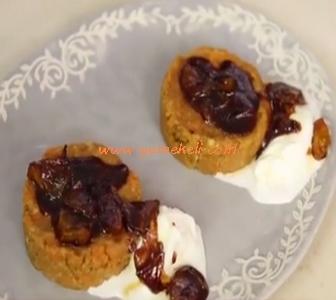 karamelli elmalı havuç tatlısı tarifi