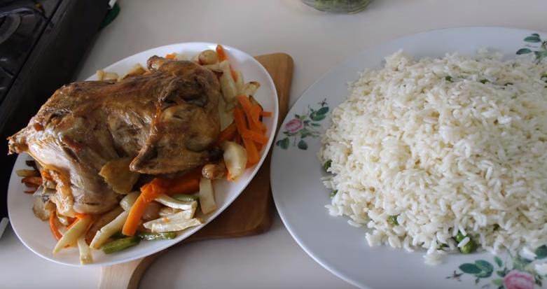 tavuk dolması nasıl yapılır video