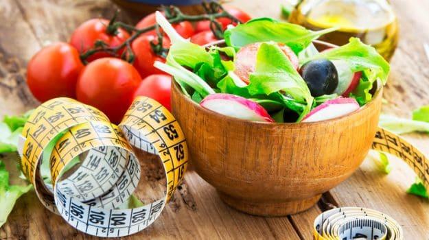 3 Günde göbek eriten diyet